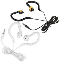 Marsnaska Hot Selling Running Sports Ear Hook 3.5mm Earphone Headphones