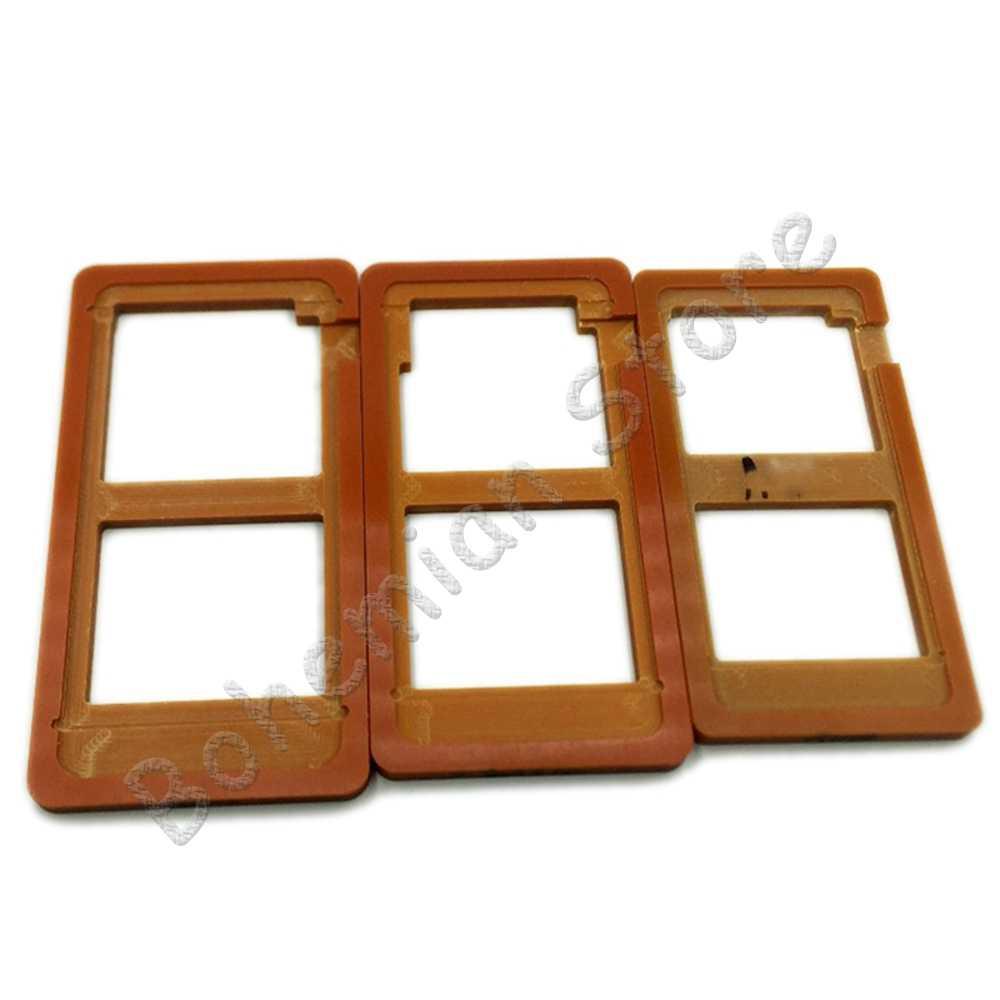 Moules LCD pour Huawei Mate 7 8 9 10 20 Pro LCD écran tactile verre affichage UV LOCA colle moule moule Repari partie