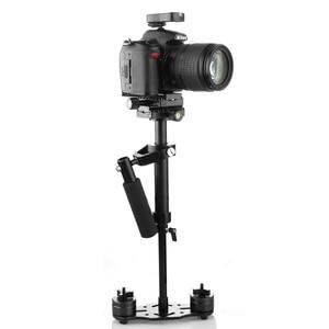 Image 5 - S60 60cm Photo Video Aluminum Alloy Handheld Stabilizer Shooting Steadycam DSLR Steadicam for Camcorder Camera DSLR Canon Nikon