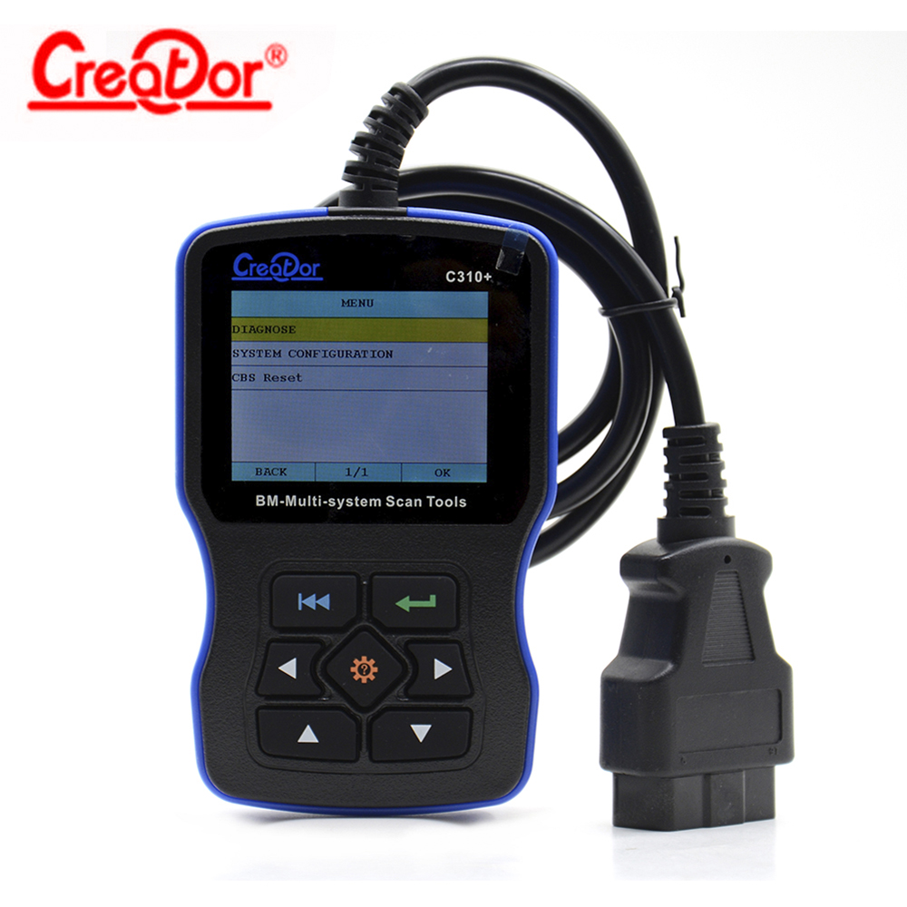 AC808 Memo SRS Airbag Reset Tool Diagnostic Scanner Code Reader For BMW UK