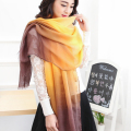 2017 New hot Winter scarves & Wraps for women Cotton shawls Scarf Print echarpe Foulard Femme Women scarfs shawl