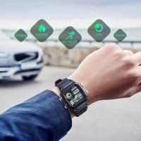 Compass Countdown Watch Sports Watches Mens Watches Top Brand Luxury Clock Men Wristwatch Waterproof Electronic Digital Watch