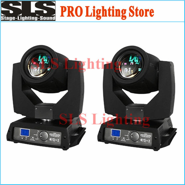 VISTA B200 2PCS/LOT China Stage Lighting Sharpy 200w Beam Moving Head Light