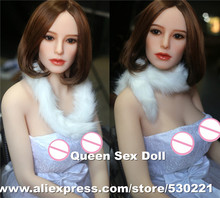 WMDOLL 165cm Top quality real life sex dolls, full silicone love doll, vagina real pussy anal adult doll, oral sex products