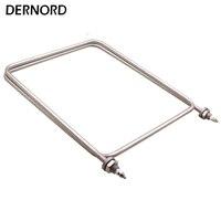 DERNORD SUS304 220V 4000W Deep Flat fryer Heater Electric Oil Heating Element For Henny Penny Fryer
