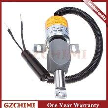 цена на 894450-7231 894450723 MV1-40 Fuel Shut Off Solenoid 12V for Isuzu Engine Parts
