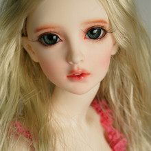 Free shipping Resin doll supia bjd / sd Roda doll even soom volks luts doll toy fl dc Free eyes