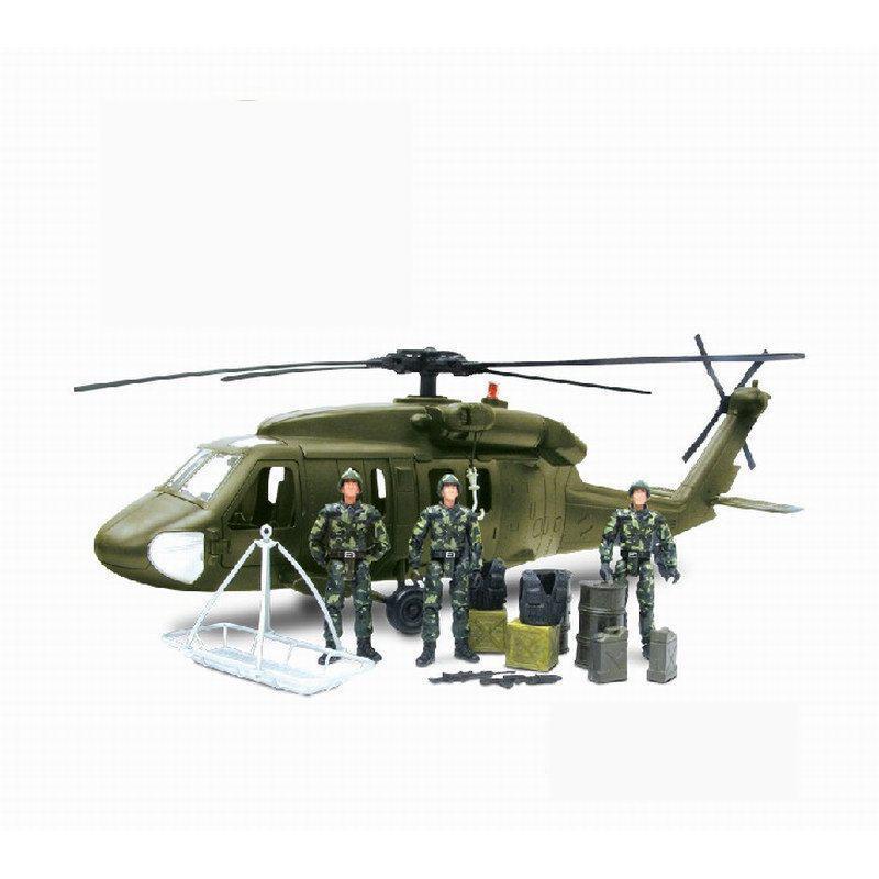 1/18 soldats de la paix du monde et figurine d'action hélicoptère modèle militaire jouet anime figure enfants jouets pour enfants