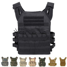 Hunting Tactical Body Armor JPC Molle Plate Carrier Vest Outdoor CS Game Paintball Airsoft Vest Military Equipment(China)