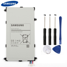Original Samsung Battery T4800E For Samsung Galaxy Tab Pro 8.4 in SM-T321 T325 T320 T321 Genuine Tablet Batteries 4800mAh цена