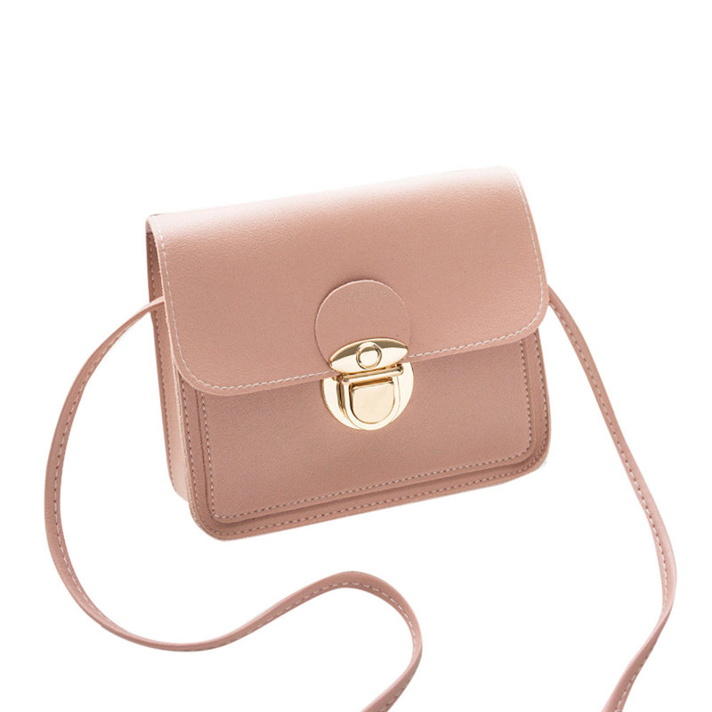 2018 Fashion Women Cover Crossbody Bag Shoulder Bag Coin Bag Phone Bag Dropship 180223