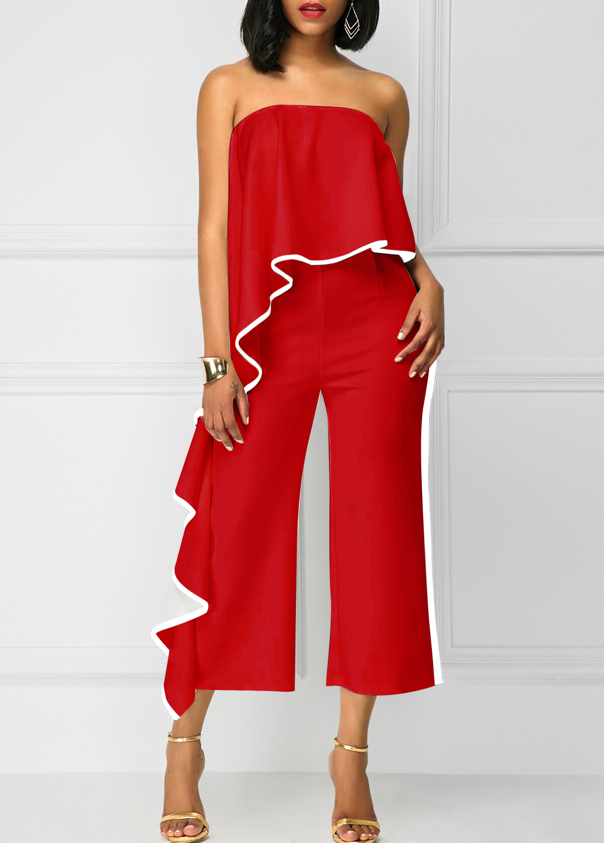 Catsuit Real Limited Sexy Bodysuit 2018 New Arrival Plus Size Jumpsuits And Rompers For Women Elegant Jumpsuit Sexy Pants