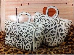 Fashion Cutout Carved Handbag Hollow Tassel Carving Totes Brand Designer Bag Women Messenger Handbags Leather with Shoulder belt