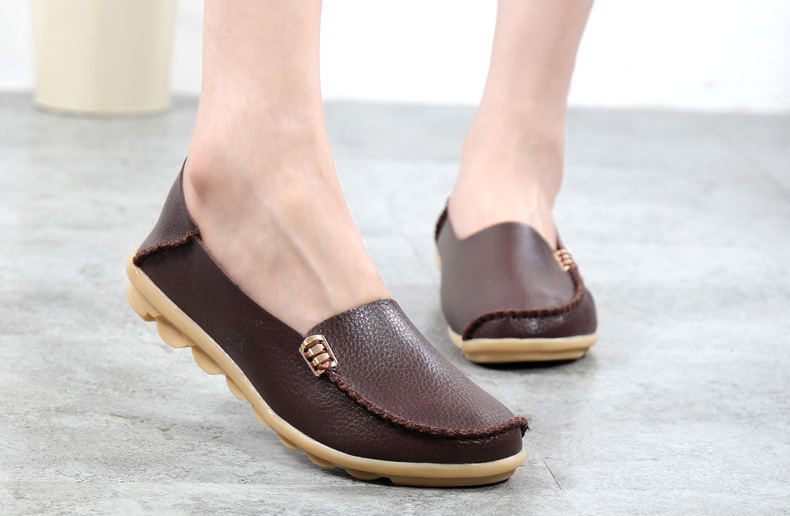 AH912 (32) women's loafers shoe