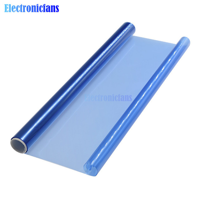 30CMx1M 1M Portable Photosensitive Dry Film for Circuit Photoresist Sheet for Plating Hole Covering Etching Producing PCB Board 5