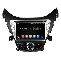 For Hyundai Elantra Avante I35 Android 5 1 1 System HD 1024 600 Car Dvd Player