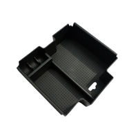 Interior Accessories Armrest Glove Storage Box Container For Land Rover Discovery Sport 2015 2016