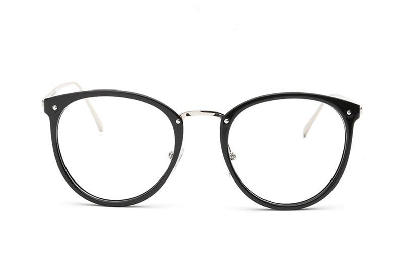 VWKTUUN Nyaste Glasögon Kattögon Glasögon Ramar Vintageglasögon - Kläder tillbehör - Foto 3