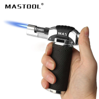Butane Micro Welding Torches Lightweight Refillable Craft Exquisite Torch For Daily Use