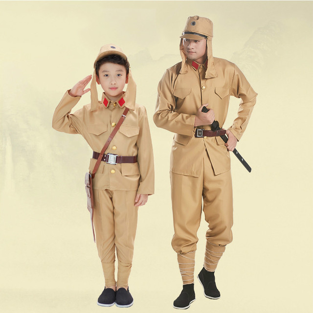 1bdb281c Japan Soldier Clothing Uniform Monitor Major Da Zuo Clothing Drama Stage  Costumes The Second War War Imperial Japanese Army-in Scouting Uniforms  from ...