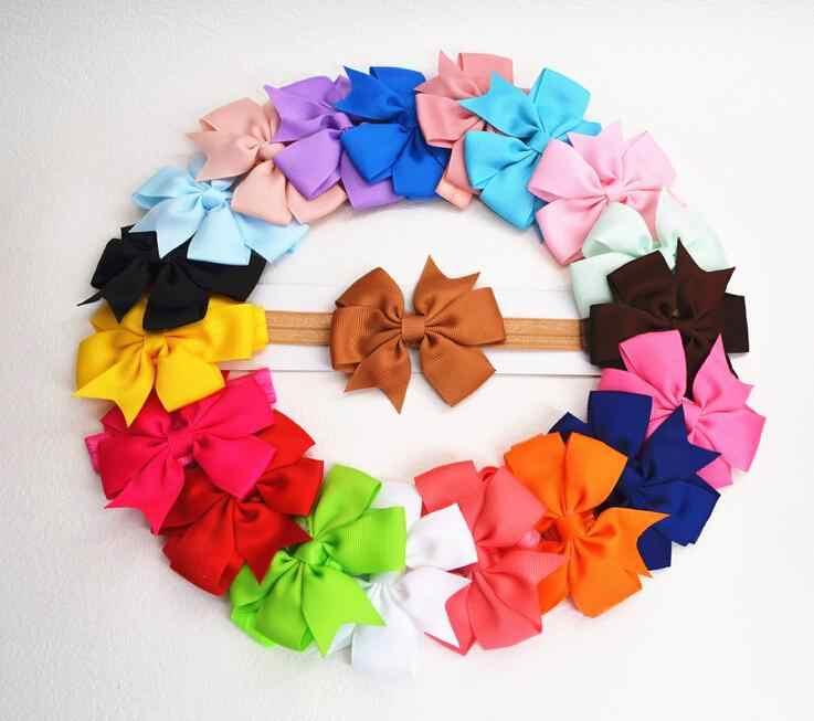 Headwrap เด็ก headbands Headwear หญิง Bow Knot hairband HEAD band ทารกแรกเกิดเด็กวัยหัดเดินของขวัญ Tiara ผมเสื้อผ้าอุปกรณ์เสริม