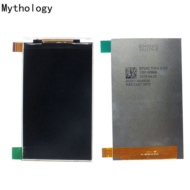 Mythology Original Display LCD For Lenovo A319 A316 A55T 4.0 Inch Android Mobile Phone LCD Repair Tools