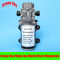 8L/Min 100W car washing,medical,chemical equipment,lawn and garden irrigation use 12v diaphragm pump