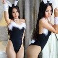 Super Sexy Mujeres Conejo Caliente de la Ropa Interior Linda Ropa Interior Babydolls Disfraces Cosplay