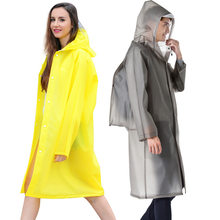 Men Raincoat Plastic Thick Rain Coats Woman Rainwear Rain Poncho Universal Waterproof Touring Hiking Hooded Schoolbag Raincoats(China)