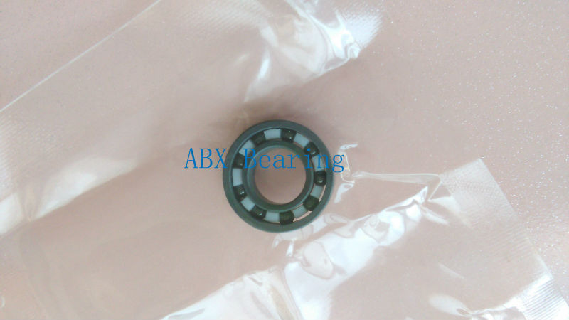 high quality MR105 full SI3N4 ceramic deep groove ball bearing 5x10x4mm boss mr105