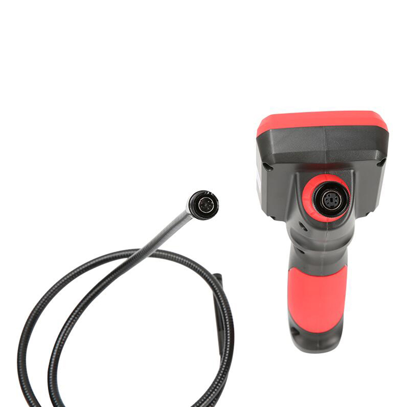 Image 4 - UNI T UT665 Handheld Industrial Borescope Professional Endoscope Vehicle Maintenance Inspection Pipeline   Detector with Waterpr-in Borescopes from Tools