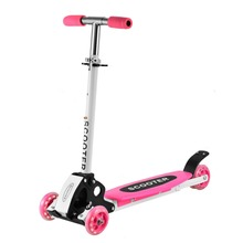 New Kick Scooter Adjustable Height Best Gifts for Kids Foot Scooters Tricycle Children's Scooter