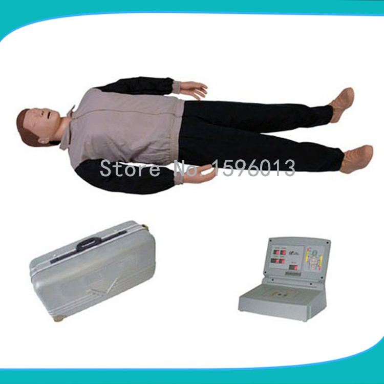 Full Function CPR Training Manikin, CPR Manikin,First aid model am 128g grain moisture meter wheat corn soy coffee grain moisture tester range 7 30%