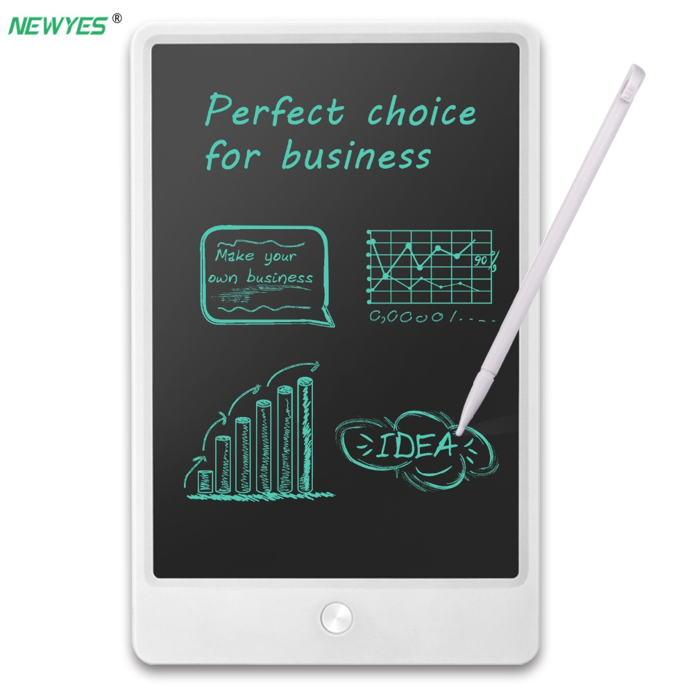 NeWYeS 9 Inch Graphic Drawing Tablets Digital LCD Writing Board Electronic Notepads Stylus Touch Pen Kids Gift Toy Work Memo Pad
