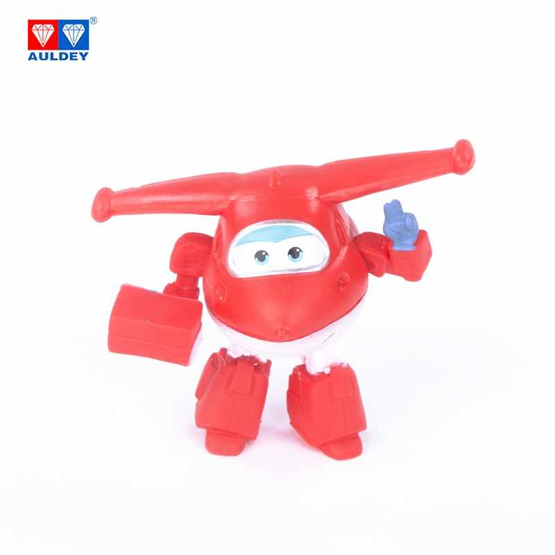 AULDEY Super Asas 12 Estilos Anime Mini Blind Box Toy Collectible Figuras Brinquedos Para Crianças