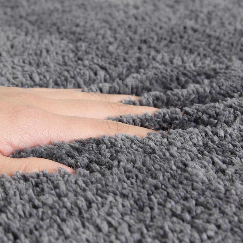 1 шт. 60*90 см Ванная комната коврики Set Memory Foam ковер комплект, 50*50 см Туалет шаблон Ванна нескользящие носки-тапочки ковриков для Ванная комната Декор