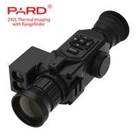 PARD Hunt Pro 384 17 цифровая тепловизирующая Охотничья винтовка оптическая система ночного видения с дальномер