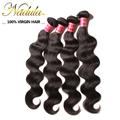Nadula Grade 7A Virgin Hair Weave Brazilian body wave 3 bundles 100G Brazilian Virgin Hair Body Wave Buy Natural Hair Online