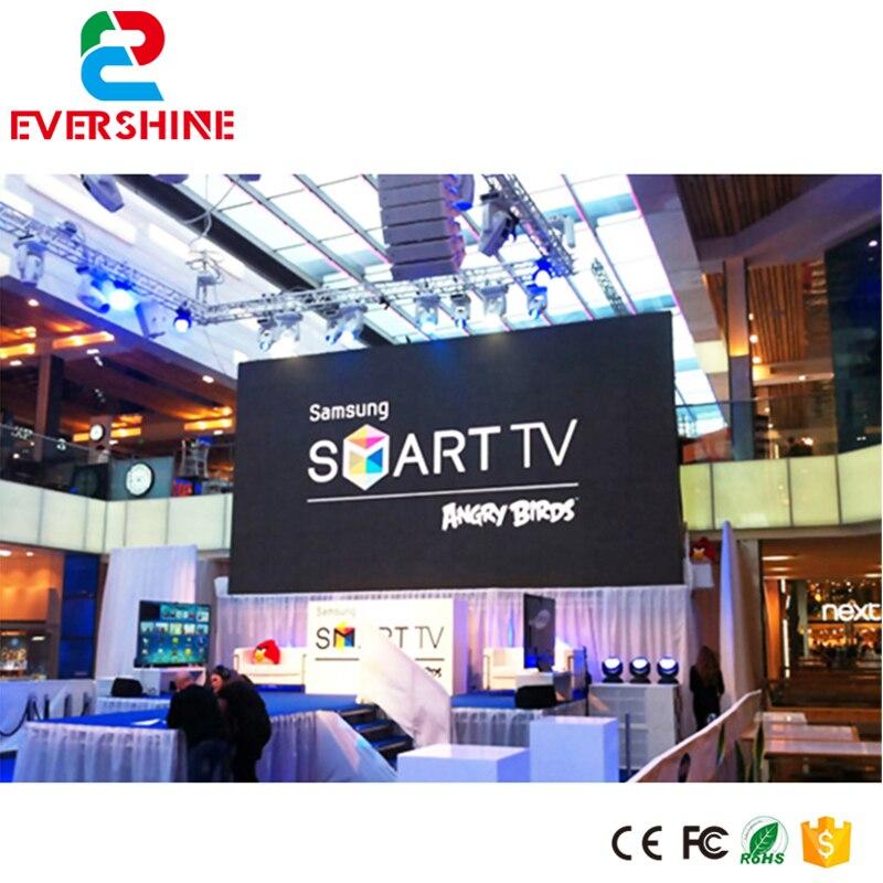 p2 976 interior hd tela de publicidade levou parede de video palco aluguer reuniao mensagem display