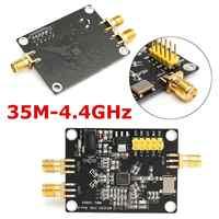 1 ST NIEUWE Collectie 35 M-4.4 GHz PLL RF Signaal Bron Frequentie Synthesizer ADF4351 Development Board