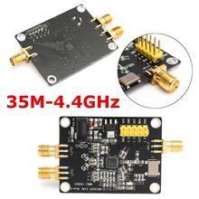 Sintetizador de frecuencia de fuente de señal RF PLL, 35M 4,4 GHz, placa de desarrollo ADF4351, 1 ud.