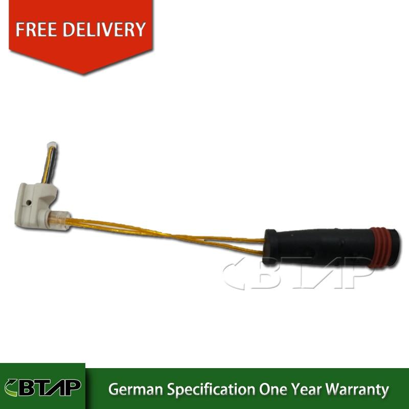 BTAP 2 PCS FRONT/REAR Brake Pads Sensor For Mercedes Benz C E CL S SL ML CLW211 W220 W203 2205400717 220 540 07 17 2205400617