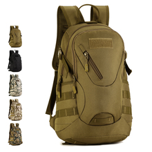 """2018 14 """" Laptop Computer Bag Multi-function Nylon Pack Men Outdoor Backpacks Army Camouflage Bags Climbing Skiing Backpack"""