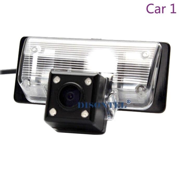 CCD Zadní kamera pro Nissan Teana Sylphy Tiida Skyline Cube Livina Geniss GTR Versa HB Pulsar Sentra Fairlady 350Z 370Z
