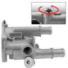 Алюминиевый корпус термостата для Chevrolet Chevy Cruze Aveo Orlando для Opel Astra Zafira Signum Moka 96984103 96817255