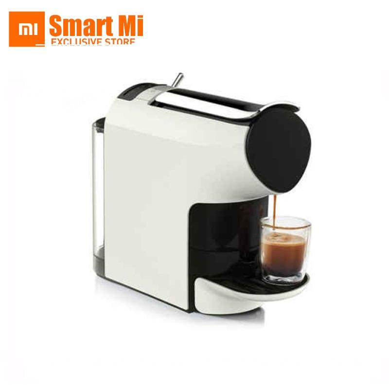 Nouveau Xiaomi SCISHARE Machine à café expresso à 9 niveaux Concentration préréglée Compatible avec les Capsules multi-marques