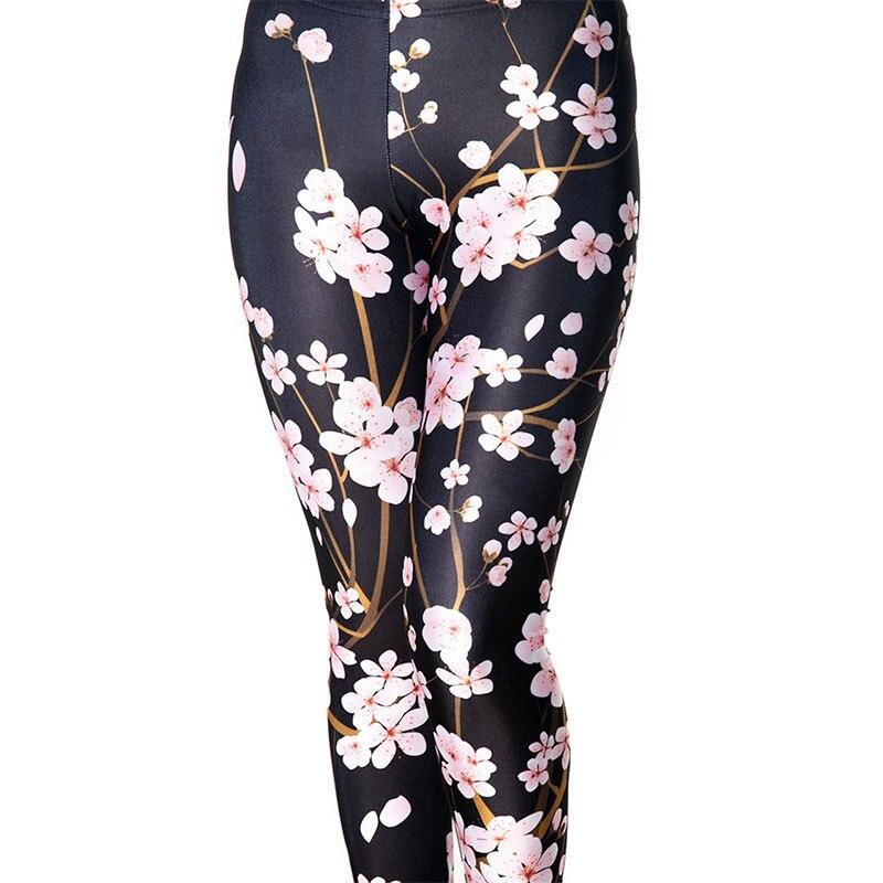34bd1d10b 2015 Black Red Flower Girl Women's Women Legging Leggings Jeggings Legging  Pants Legins 3D Printed Leggings
