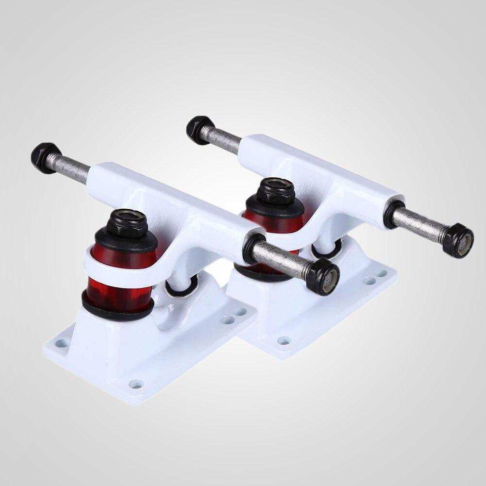 2 шт алюминиевый сплав магния длинная подставка моста скейтборда профессиональная
