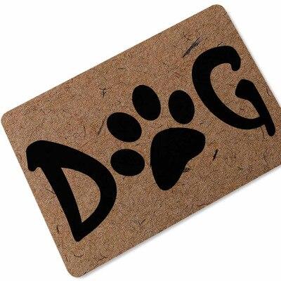 Rubber Floor Mats Animal Cat Printed Doormat Bathroom Kitchen Carpets  Doormats Floor Mat For Living Room Anti Slip Tapete Washed In Mat From Home  U0026 Garden ...