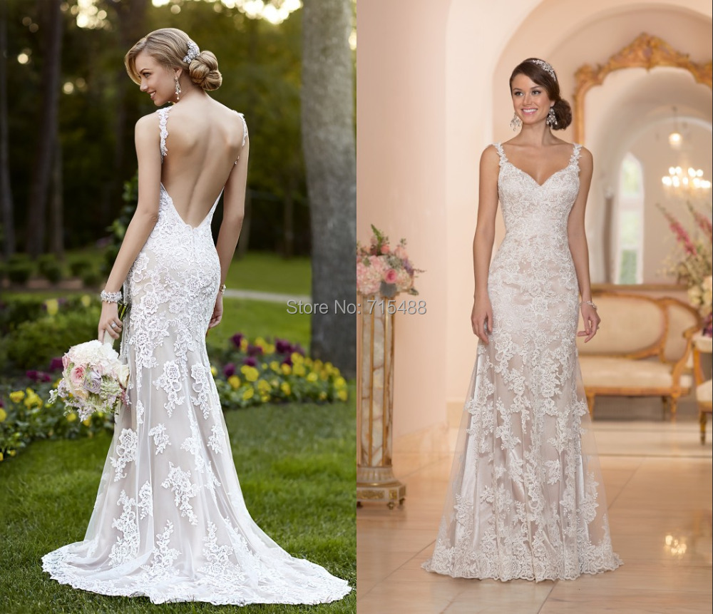 Lace custom made in china sexy backless free patterns in dubai lace custom made in china sexy backless free patterns in dubai aliexpress casual beach crochet guangzhou bride wedding dresses in wedding dresses from bankloansurffo Images